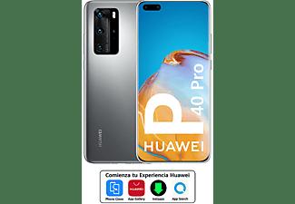 "Móvil - Huawei P40 Pro, Plata, 256 GB, 8 GB, 6.58"" FHD+, Kirin 990, 4200 mAh, 5G, Android"