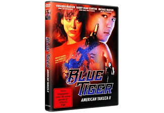 BLUE TIGER-AMERICAN YAKUZA 2 DVD