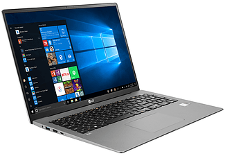 "Portátil - LG Gram 17Z95N-G.AA78B, 17"" WQXGA, Intel® Core™ i7-1165G7, 16 GB, 512 GB SSD, Iris® Plus, W10"