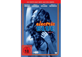 Best Of Electric Blue (3DVDs) DVD