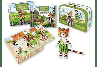 Pettersson Und Findus - Geburtstagsbox-Limited Edition  - (CD + Merchandising)