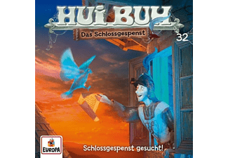 Hui Buh Neue Welt - 032/Schlossgespenst gesucht!  - (CD)