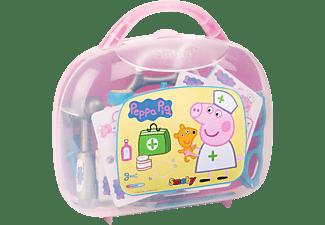 SMOBY Peppa Doktorkoffer Rollenspielzeug Rosa