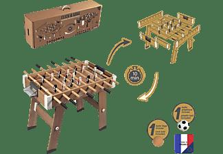 SMOBY Click & Goal Tischfußball Braun