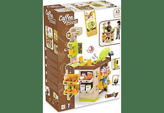 SMOBY Coffee House Rollenspielzeug Braun/Grün