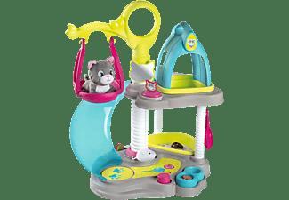 SMOBY Katzenhaus Rollenspielzeug Grün