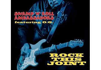 Swamp 'n' Roll Ambassadors, O.G. - Rock This Joint-Digi-  - (CD)