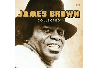 James Brown - COLLECTED  - (CD)
