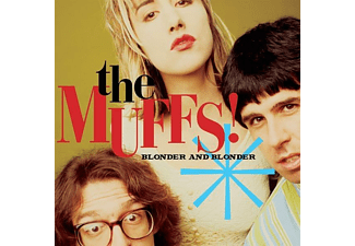 The Muffs - BLONDER AND BLONDER  - (CD)