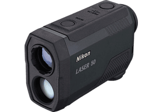 NIKON Laser 50 6 fach, 21 Zoll, Lasermesser