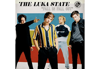The Luka State - Fall In Fall Out  - (CD)