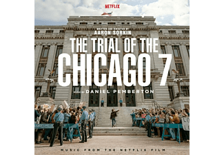 Daniel Pemberton - The Trial Of The Chicago 7  - (CD)