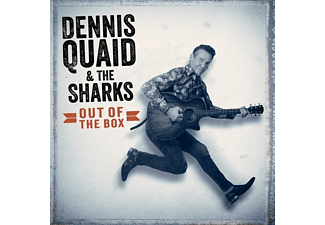 Dennis & The Sharks Quaid - Out Of The Box  - (Vinyl)
