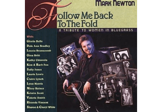 Mark Newton - FOLLOW ME BACK TO THE FOLD  - (CD)