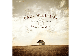 Paul & The Vict Williams - WHAT A JOURNEY  - (CD)