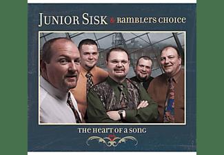 Junior & Rambler's Sisk - HEART OF A SONG  - (CD)