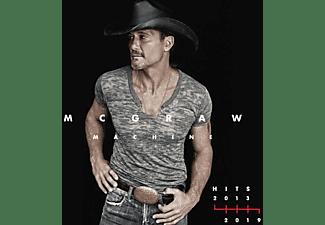 Tim McGraw - McGraw Machine Hits: 2013-2019  - (CD)