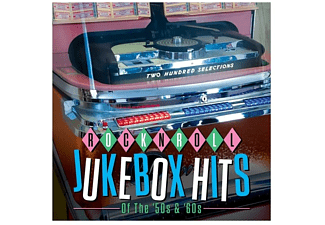 VARIOUS - Rock 'n' Roll Jukebox Hits  - (CD)