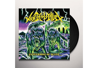 Toxic Holocaust - AN OVERDOSE OF DEATH...  - (Vinyl)