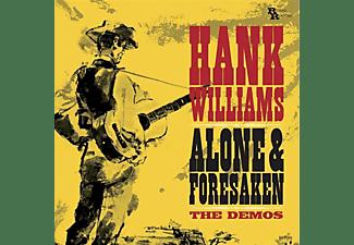 Hank Williams - ALONE & FORSAKEN  - (CD)