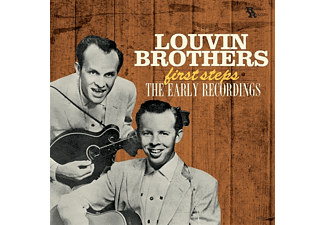 The Louvin Brothers - FIRST STEPS: THE EARLY RECORDINGS  - (CD)