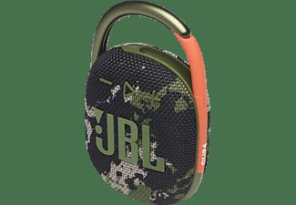 JBL Clip4 Bluetooth Lautsprecher, Squad