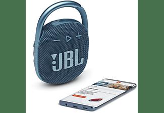 JBL Clip4 Bluetooth Lautsprecher, Blau