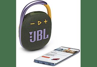 JBL Clip4 Bluetooth Lautsprecher, Grün