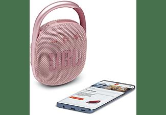 JBL Clip4 Bluetooth Lautsprecher, Pink