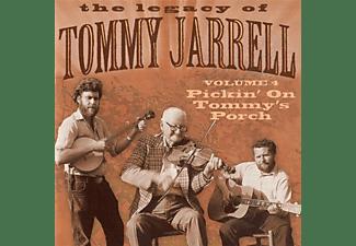 Tommy Jarrell - LEGACY VOL 4: PICKIN' ON TOMMY'S PORCH  - (CD)