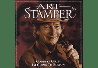 Art Stamper - GOODBYE GIRLS I M GOING TO BOSTON  - (CD)