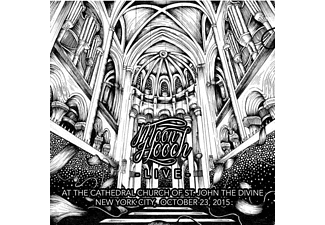 Moon Hooch - LIVE AT THE CATHEDRAL  - (CD)
