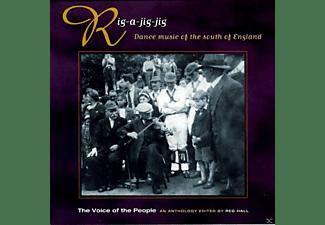 VARIOUS - RIG A JIG JIG  - (CD)