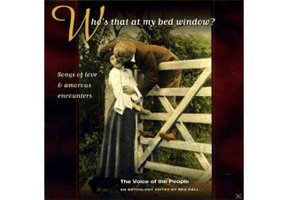 VARIOUS - WHO'S THAT AT MY BED  - (CD)