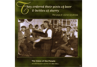 VARIOUS - THEY ORDERED THEIR PINTS  - (CD)