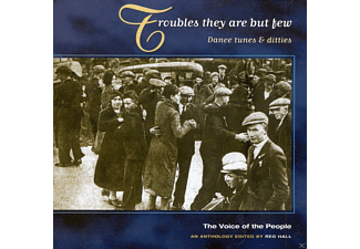 VARIOUS - TROUBLES THEY ARE BUT FEW  - (CD)