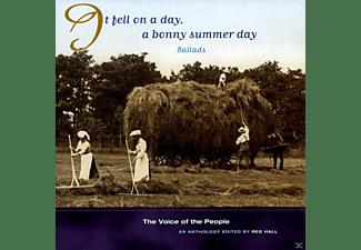 VARIOUS - IT FELL ON A DAY, A BONNY  - (CD)