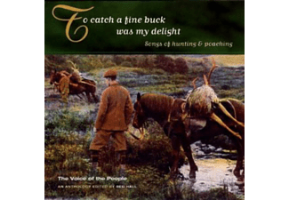VARIOUS - TO CATCH A FINE BUCK  - (CD)
