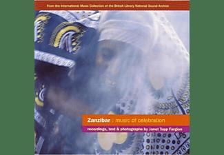 VARIOUS - ZANZIBAR  - (CD)