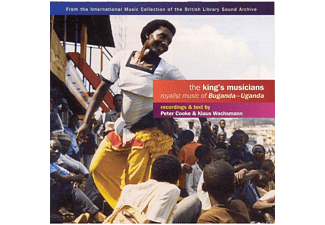VARIOUS - KING'S MUSICIANS  - (CD)