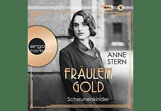 Fräulein Gold. Scheunenkinder  - (MP3-CD)