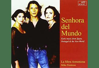 Xenia Meijer - SENHORA DEL MUNDO  - (CD)