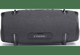 Altavoz inalámbrico - JBL Xtreme 2, 2x 20 W, IPX7, Bluetooth, JBL Connect+, Gun Metal