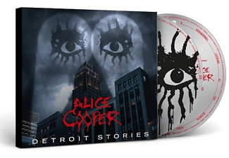 Alice Cooper - DETROIT STORIES  - (CD + DVD Video)