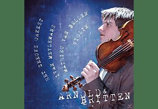 Mathieu Van Bellen - ARNOLD & BRITTEN  - (CD)