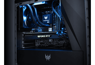 ACER Predator Orion 5000 (PO5-615s), Gaming PC mit Core i7 Prozessor, 16 GB RAM, 1024 GB SSD, GeForce RTX 2070 Super, 8 GB