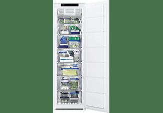 Congelador vertical - Zanussi ZUNN18FS1, 204 l, 5 Cajones, No Frost, 177 cm, FastFreeze, Blanco
