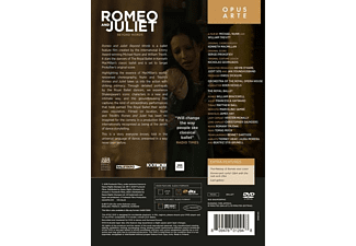 Bracewell/Hayward/The Royal Ballet - ROMEO AND JULIET ' BEYOND WORDS  - (DVD)