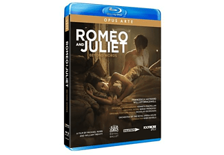 Bracewell/Hayward/The Royal Ballet - Romeo and Juliet: Beyond Words  - (Blu-ray)
