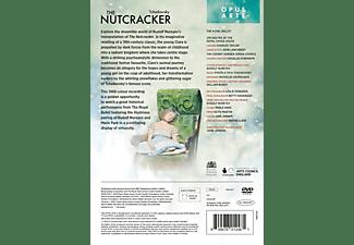 Park/Nureyev/Lanchbery/Orchestra of the ROH/+ - THE NUTCRACKER  - (DVD)
